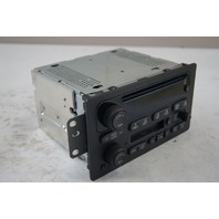 GM Radio Receiver AM/FM/CD/Cassette Used For Parts 15234929 15849619