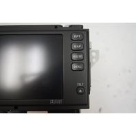 2004-09 Cadillac XLR AM/FM/CD/DVD/Navigation Unit Used Perfect 15852294 25845290