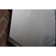 2004-2008 Cadillac XLR Hood Used Light Platinum Silver 15932609 10344193
