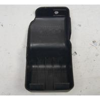 2007-2013 Chevy Corvette C6 Left Seatbelt Cover Black Trim Used OEM 15943741