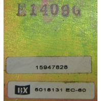 2007-09 Topkick/Kodiak T7500 T8500 Electronic Air Brake Control Module 15947828