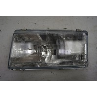 1992-1997 Cadillac Deville Seville Left LH Headlight New OEM Glass 16515659