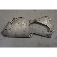 1998-2002 Pontiac Firebird Left Bottom Headlight Bracket Plate Uncoated 16524081