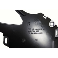 1998-2002 Pontiac Firebird Right Bottom Headlight Bracket Plate New OEM 16524082