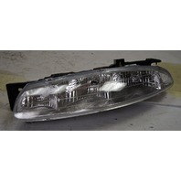 1995-1999 Oldsmobile Aurora Left LH Headlight Complete New OEM 16525991 16525683