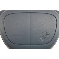 1997-2005 Buick Park Avenue Steering Wheel Center Cover Blue New OEM 16759418B