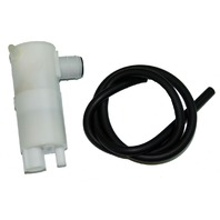 2005-2009 Hummer H2 Windshield Washer Pump & Feed Hose SUT Truck Only 19120548