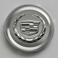 2016-2016 Cadillac Escalade Wheel Center Cap W/Logo Chrome New OEM 19303979
