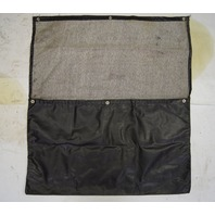 1980 Chevy Corvette C3 T-Top Storage Bag Black W/Snaps Used OEM