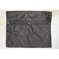 1982 Chevy Corvette C3 T-Top Storage Bag Black W/Snaps Used OEM