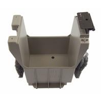 2007-2009 Dodge Caliber Floor Console Bin Slate Grey New OEM 1EE211KAAB