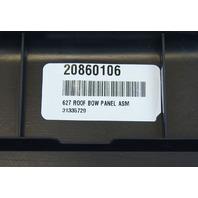 2009-2010 Pontiac Solstice COUPE Headliner Roof Panel Black 20860106 20823301
