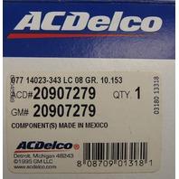 2010-14 Chevrolet Equinox Windshield Washer Fluid Pump New OEM 20907279 20882451