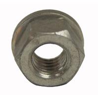 GM Hex Head Nut W/Washer Pack of 5 M6 X 1 X 5 New OEM 22346990