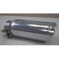 2012-2014 Sierra Silverado Single-Wall Exhaust Tip Angle-Cut Polished 22799810