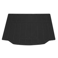 2013-2016 Chevrolet Malibu Rear Cargo Area Rubber Mat Black New OEM 22988694