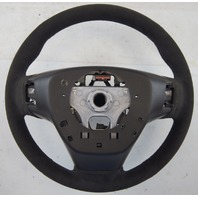 2015-2017 Cadillac ATS CTS Steering Wheel Black Suede New 23316245 23184770