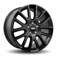 "2014-2018 Cadillac ATS Rear Wheel 19"" X 9"" Satin Graphite 7-Spoke New 23424553"
