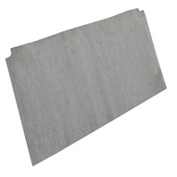 1987-1996 Ford F-150 Regular Cab Back Wall Carpet Cutpile Dark Gray New Return