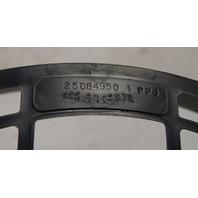 1990-96 Chevy Corvette C4 Instrument Gauge Cluster Bezel Frame Used OEM 25084950