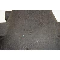 1997-2000 Chevy Corvette C5 Air Intake Bridge Used OEM Black 25179366 25169373