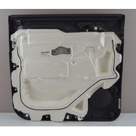2007-09 Sierra Silverado Crew Cab Rear RH Door Panel Black New 25780068 15919781