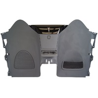 2007 Pontiac Solstice Behind Seat To Window Panel New OEM Gray 25823465 25775759