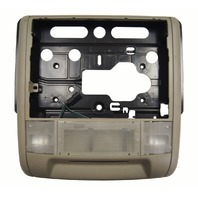 2007-2014 Tahoe Yukon Escalade Overhead Monitor Console Panel Tan New 25835387