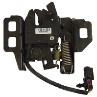 2008-2009 Hummer H2 Hood Latch W/O Bracket New OEM 25941122 20763582 10400178