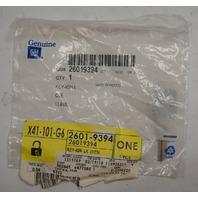 1986-2002 GM Uncut Blank Key W/Chip New OEM 26019394 26012104 595514AD1