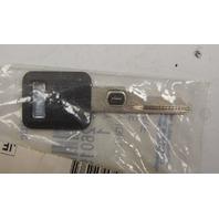 1986-2002 GM Uncut Blank Key W/Chip New OEM 26019403 26012113 595523AD1