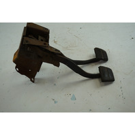 1968-1982 Chevy Corvette C3 Corvette 4 Speed Manual Clutch Pedal Assembly Used