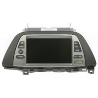 2005-2006 Honda Odyssey Info/Navigation Display Monitor Used 39810-SHJ-A010-M1