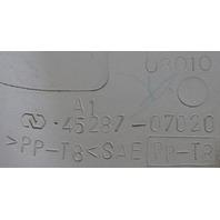 1998--99 Toyota Avalon Steering Column Trim 2-Pieces Sandalwood New 4502307900E3
