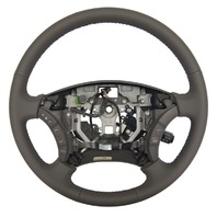 2005-06 Toyota Camry Steering Wheel Dark Charcoal Gray Leather New 4510006C11B0