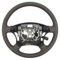 2004-2007 Toyota Tundra / Sequoia Steering Wheel Grey Leather OEM 451000C181