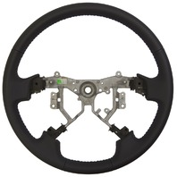 2008-2011 Toyota Avalon Steering Wheel 4 Spoke Dk Grey Leather New 4510207100B2