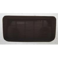 1983-1985 Porsche 944 Dash Center Speaker Cover Grille Brown Used Good Condition