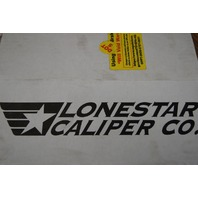 1963 Chevy Corvette C3 Rebuilt Brake Master Cylinder Lonestar Caliper 5462389