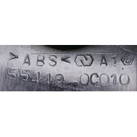 2000-2002 Toyota Tundra Dash Switch Base Mount Moonmist New OEM 554490C010B1