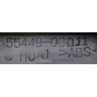 2005-2007 Toyota Sequoia Dash Switch Base Trim New Charcoal Grey 554490C011B0I