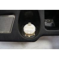 1993-1996 Lexus GS300 Lower Left Dash Panel Used OEM Black 55606-30170