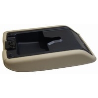 2000-04 Toyota Avalon Center Console Lid Ivory Tan Leather New OEM 58905AC080A0