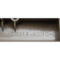 Toyota Center Console Base Frame New OEM Quartz Grey 58911AC010B