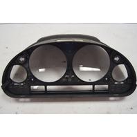1999-2001 BMW 740I E38 Empty Instrument Gauge Cluster Used 62118375098