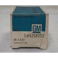 1973-1982 Camaro Chevelle Malibu Heater A/C Radio Capacitor New OEM 6258252