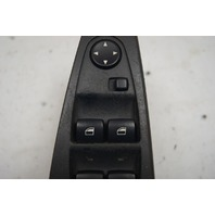 2004-2006 BMW 645 650 COnvertible LH Master Power Window Switch Used OEM 6939130
