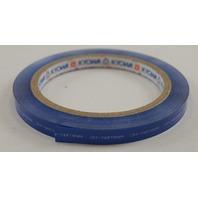 Pylon Adhesive Tape Roll Blue New Kyowa Limited 9mm X 50m 721423