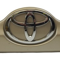 2003-2004 Toyota Matrix Rear Door Trim Handle Bezel New OEM Beige 7680102130E0