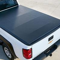 2014-18 Chevy Silverado 1500 Soft Tri-Fold Tonneau Cover 5.8' Bed Black 84023773